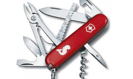 Kdysi Rybička, dnes Victorinox – nůž do pánské kapsy patří odnepaměti