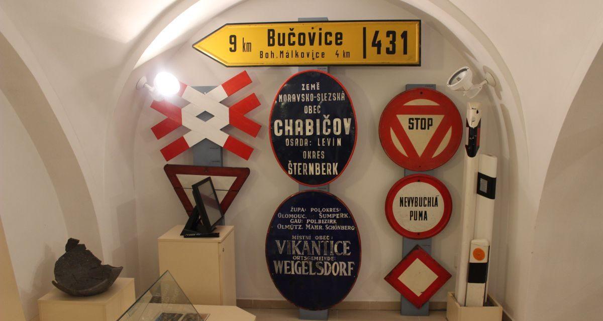 O historii dopravního značení aneb Jak značky vypadaly v minulosti