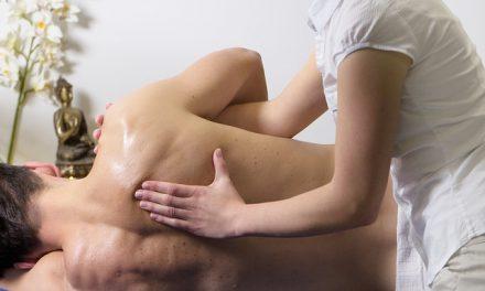 Naučte se sebelásce pomocí masáže