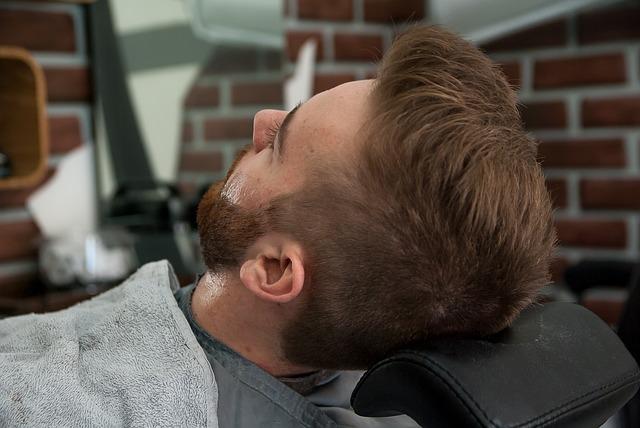 Pánové, znáte barber shop? Je určen jen pro vás