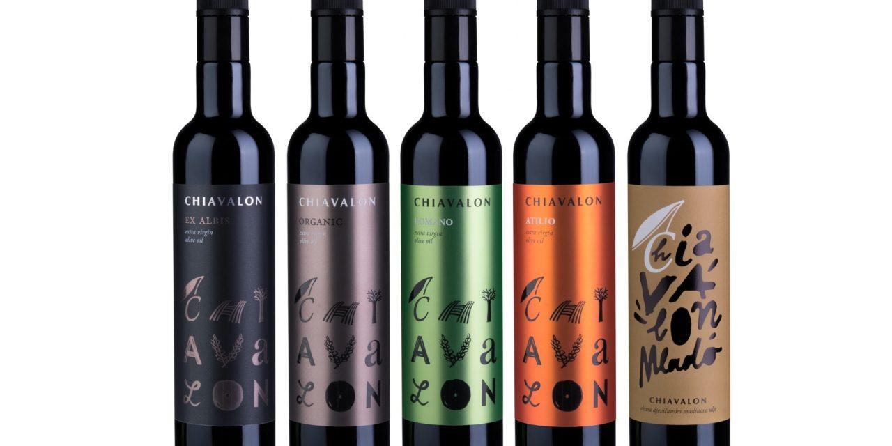 Olivový olej Chiavalon vyladěný na steaky