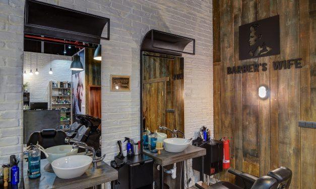 Barber's Wife: Barber shop Praha, který nezklame ani náročného muže