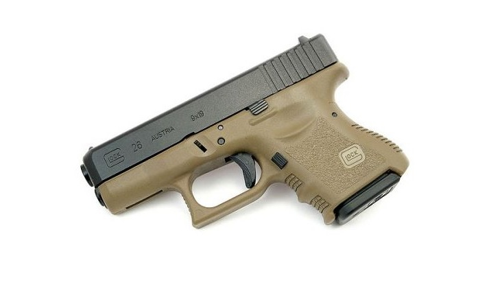 GLOCK subcompact, standard, compact či sport? Vyznáte se ve zbraních?