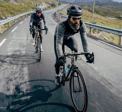 Na kole lze jezdit i v zimě. Stačí se jen dobře vybavit
