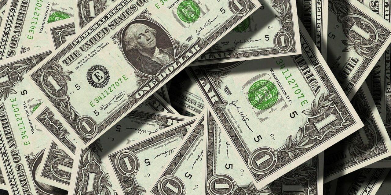 Americký dolar – historie světové měny