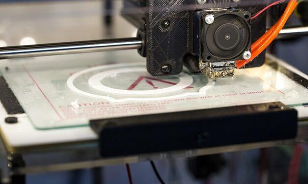 Nahradí 3D tiskárny klasické nástroje pro obrábění kovů?