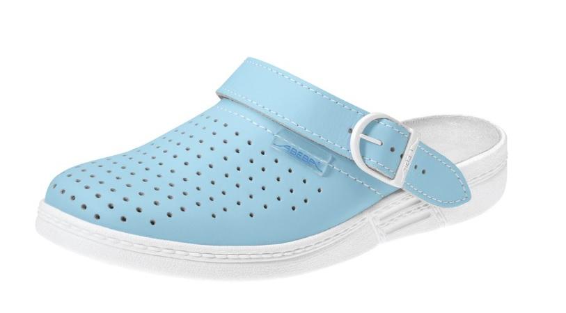 Zdravotní pantofle protiskluzové Abeba 7313