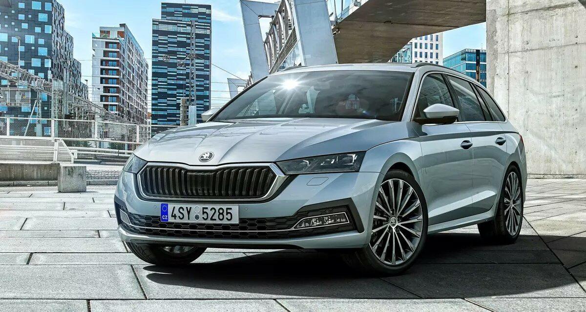 Nová Škoda Octavia možná nakonec luxusní verzi Laurin & Klement dostane