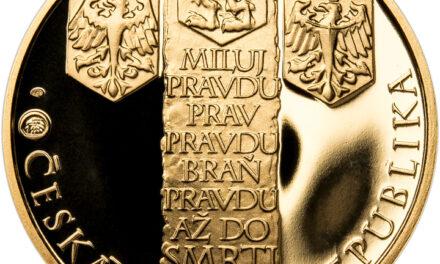 Věnujte oslavenci ke svátku pamětní medailon