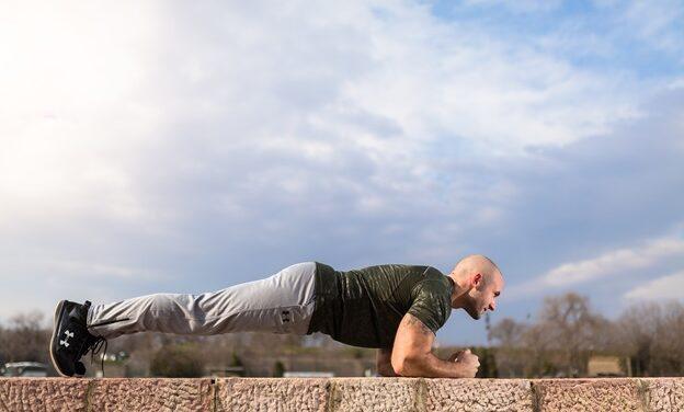 Zpestřete si trénink outdoorovým cvičením