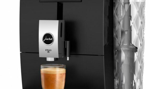 Kávovary JURA bodují inovativním funkcemi i skvělou kvalitou
