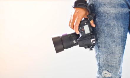 Co všechno musí zvládnout profesionální fotograf?