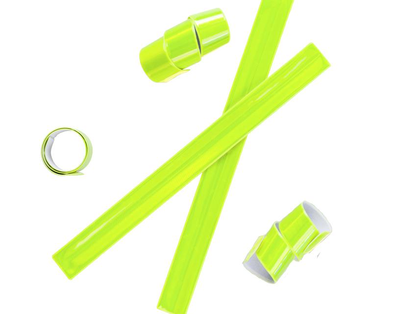 Co potřebujete na kolo i na běhání? Reflexní pásky!