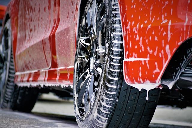 Komfortní automyčky BKF CarWash