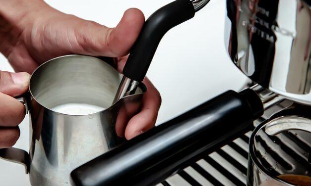 Aby vám šálek kávy báječně chutnal