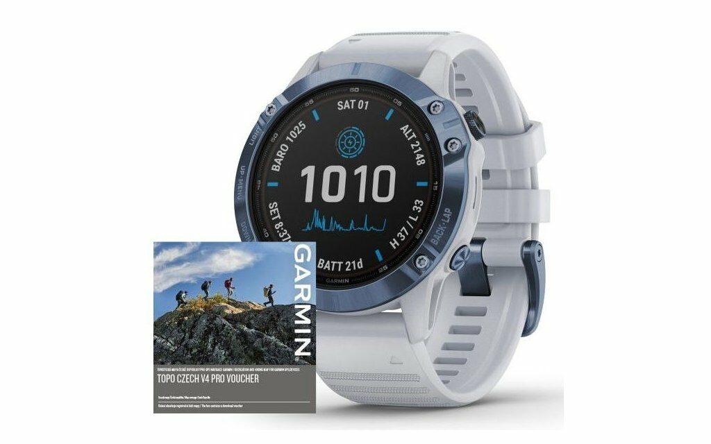 Sportovní hodinky Garmin Fenix 6 jsou ty nejlepší na trhu. Jaké jsou rozdíly mezi jejich jednotlivými modely?