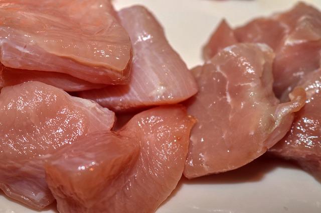 Krůtí maso pro fyzicky aktivní osoby