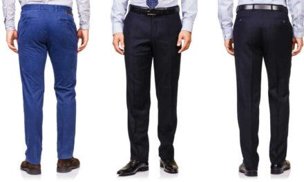 Jednoduchý průvodce pánskými kalhotami