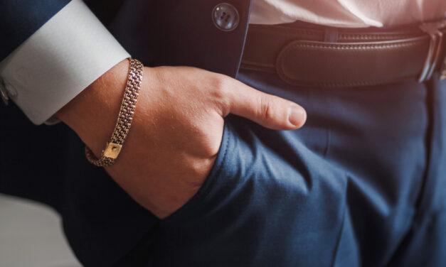 Pánské šperky jsou nutností, ne zženštilostí