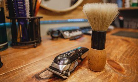 Na hygienu při holení se strojkem nezapomínejte