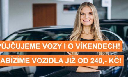 Půjčovna aut Ostrava se může pochlubit kvalitním servisem