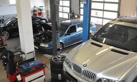Kvalitní a spolehlivý autoservis Motogart pro užitková i osobní vozidla